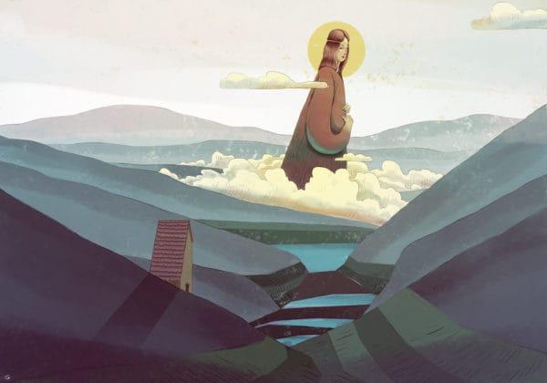 19. Quando la Madonna appare (1896)