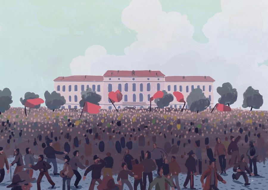 21. La Folla, la Folla! (1920)