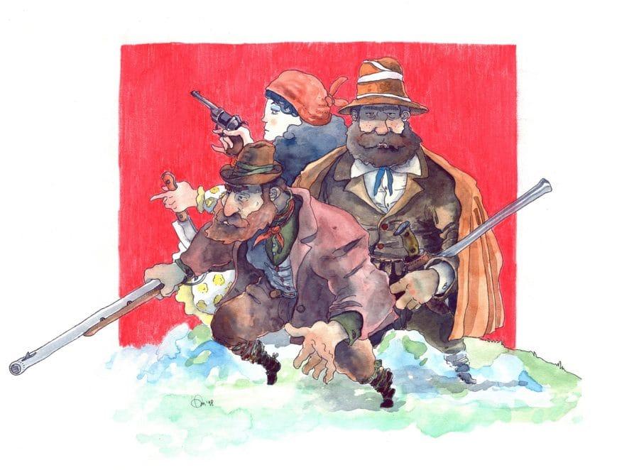 31. Brigante se more (1903)