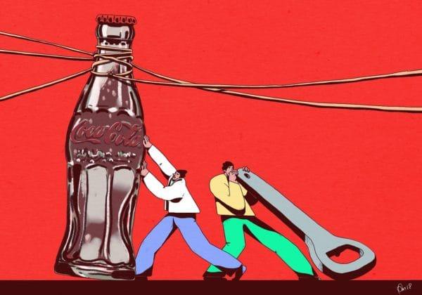 37. Il marchio Coca-Cola (1947)