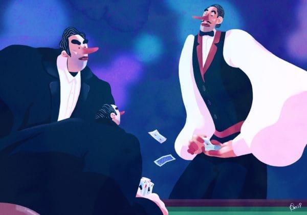 36. Il Poker non è giuoco d'azzardo (1924)