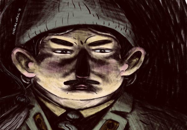 56. Solo il Coccodrillo si pente (1919)