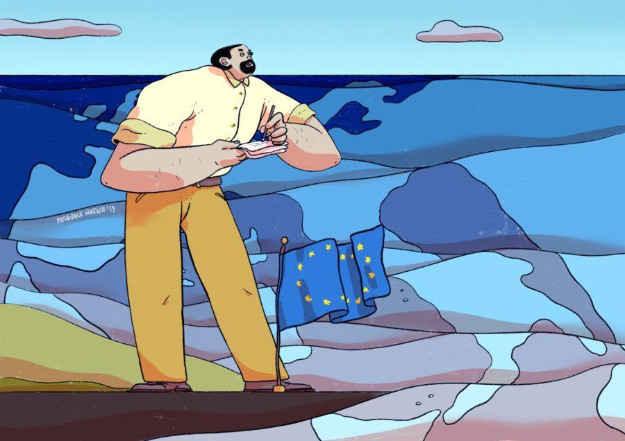 58. Altiero Spinelli, Ventotene e l'Europa (1928)