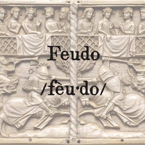 Etimologia di fèudo, s.m.