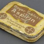 """6 Marzo 1899 - Registrato il marchio della """"Aspirina"""""""