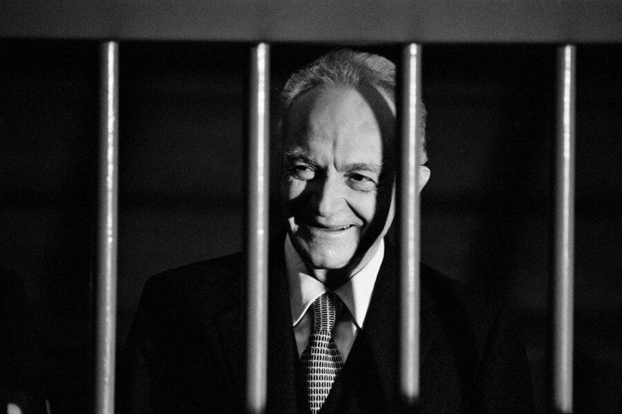 18 marzo 1986 – Sindona condannato all'ergastolo per l'omicidio Ambrosoli