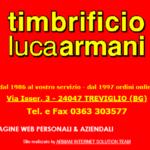 19 marzo 2003 - Luca vs. Giorgio Armani