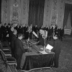 23 Aprile 1956 - La prima seduta della Corte Costituzionale