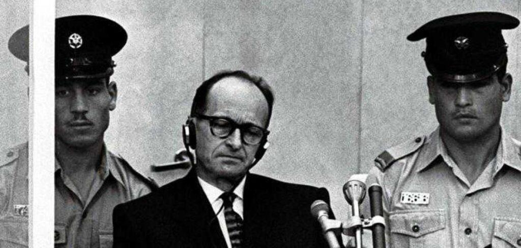 31 Maggio 1962 - L'esecuzione di Eichmann