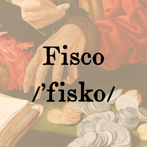 Etimologia di Fisco