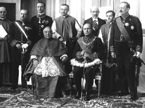 7 Giugno 1929 - Entrano in vigore i Patti Lateranensi