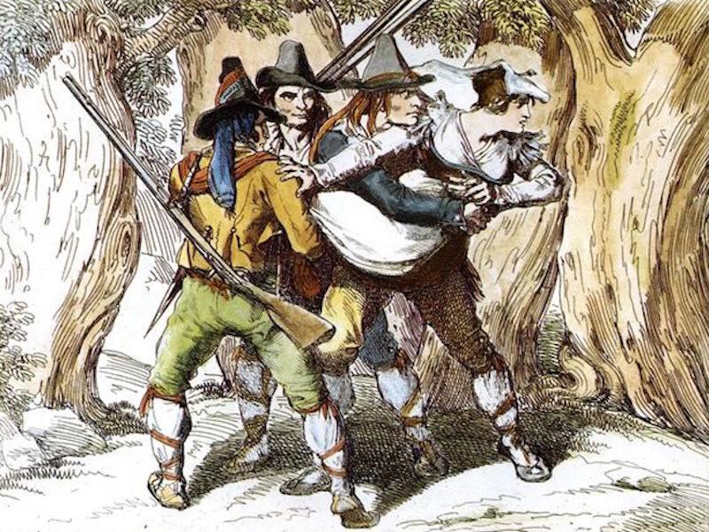 Il coraggio di Beccaria: pena di morte e briganti