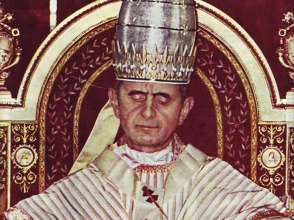 21 Giugno 1963 – Paolo VI eletto Pontefice