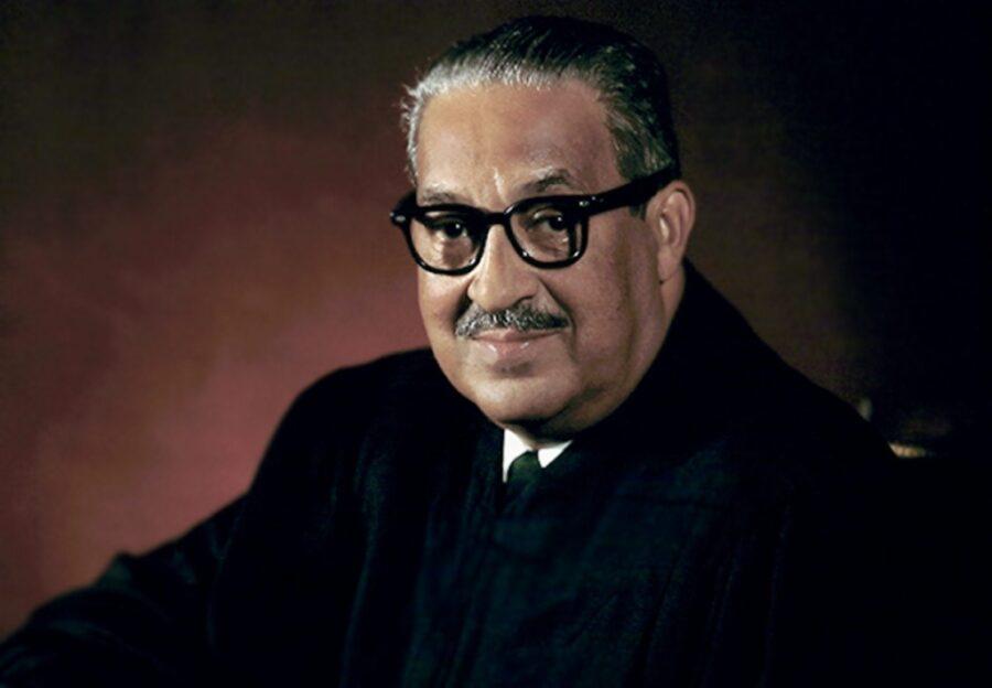 2 Luglio 1908 – Nasce Thurgood Marshall, primo nero alla Corte Suprema