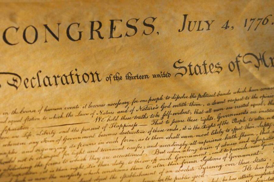 4 Luglio 1776 – La Dichiarazione d'Indipendenza