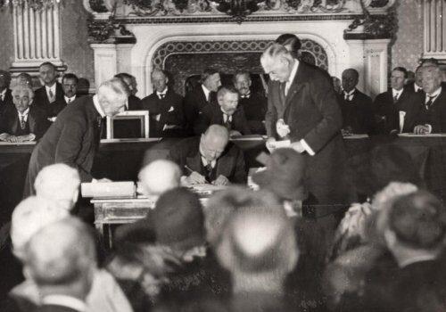 24 Luglio 1929 – Il Patto Briand Kellogg
