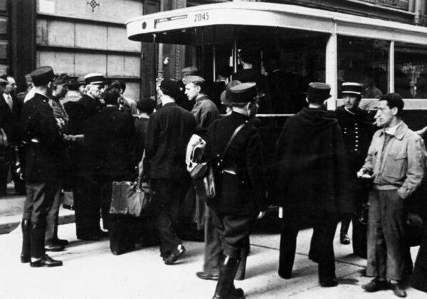 16 Luglio 1942 – Rastrellamento del Velodromo d'Inverno a Parigi