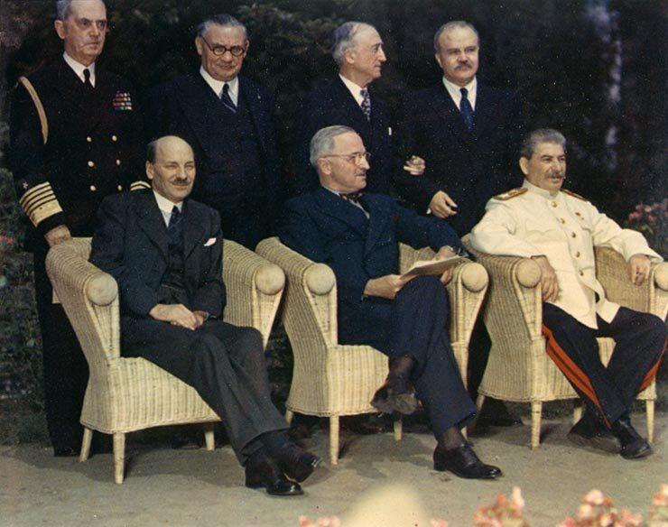 17 Luglio 1945 – La Conferenza di Potsdam