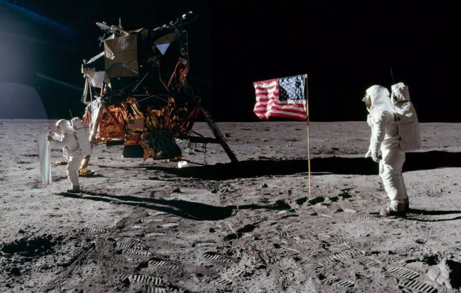 20 Luglio 1969 – L'uomo sulla Luna