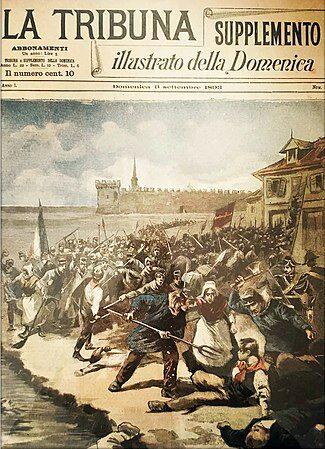 17 agosto 1893 – Il massacro di Aigues-Mortes
