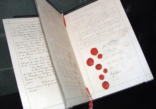 22 Agosto 1864 – Firmata la Prima Convenzione di Ginevra