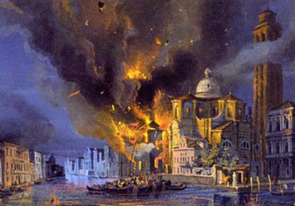 19 agosto 1849 – L'ultima ora di Venezia