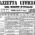 3 agosto 1862 - Istituite le Congregazioni di Carità
