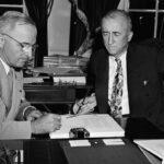 8 Agosto 1945 - Truman firma la Carta ONU