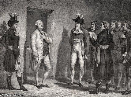 13 Agosto 1792 – Luigi XVI viene arrestato