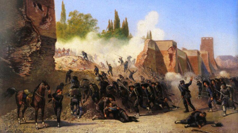 20 Settembre 1870 – La presa di Roma