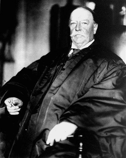 15 Settembre 1857 – Nasce William Taft, unico a essere stato Presidente e Chief Justice