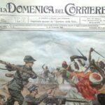 29 Settembre 1911 - L'Italia dichiara guerra all'Impero Ottomano per la Libia