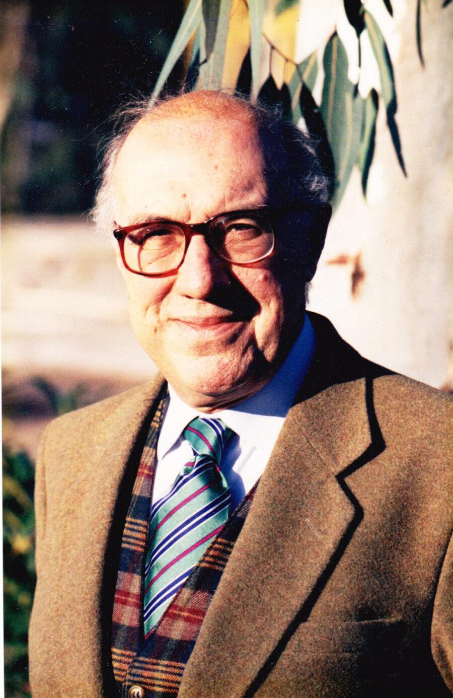 24 Settembre 2001 – Muore a Roma Vittorio Frosini