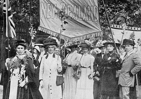 19 Settembre 1893 – Le donne votano in Nuova Zelanda