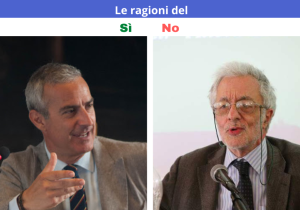 Referendum Costituzionale: le ragioni del Sì e del No con i Professori Morrone e Prisco