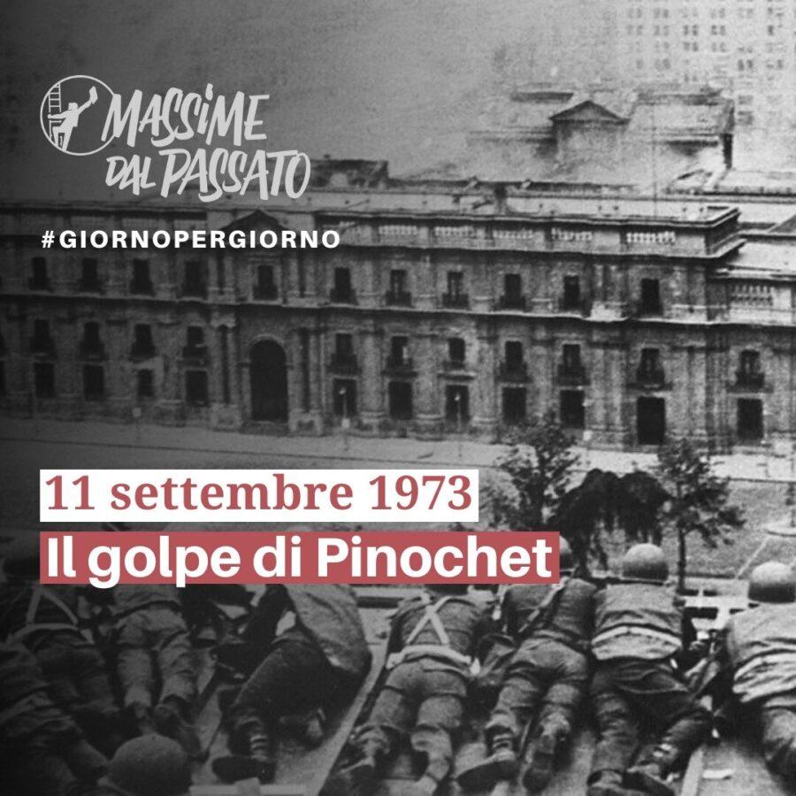 11 Settembre 1973 – Il golpe di Pinochet