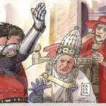 7 Settembre 1303 - Lo schiaffo di Anagni