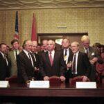 12 settembre 1990 - Il Trattato sullo stato finale della Germania