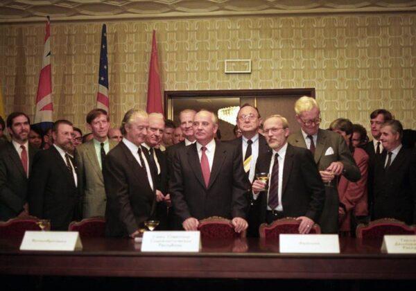 12 settembre 1990 – Il Trattato sullo stato finale della Germania