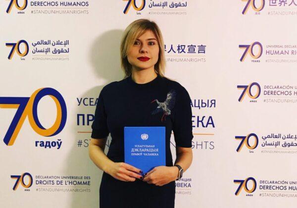 Il punto sulla situazione bielorussa - Intervista a Victoria Fedorova