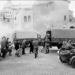 16 Ottobre 1943 - Rastrellamento del ghetto di Roma