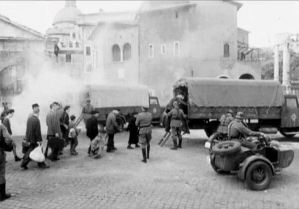 16 Ottobre 1943 – Rastrellamento del ghetto di Roma
