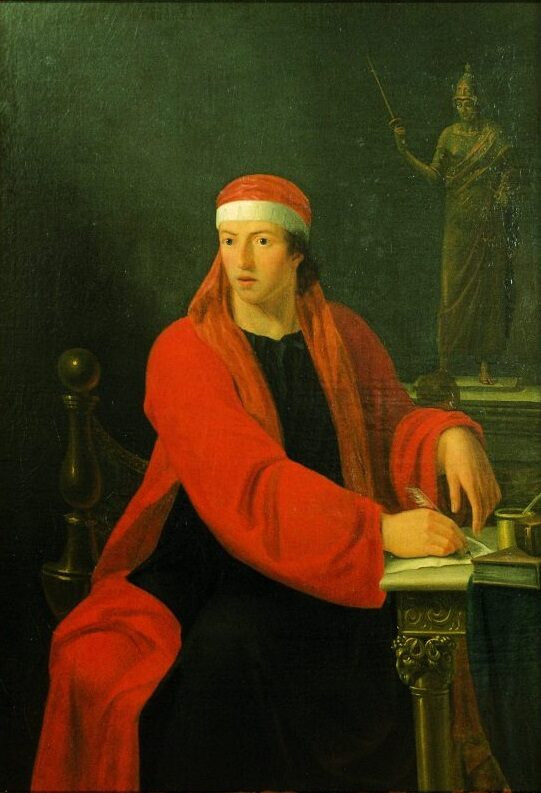 23 Ottobre 1461 – Muore Angelo Gambiglioni