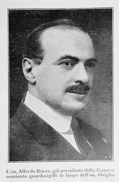 19 Ottobre 1930 – Promulgato il Codice Penale