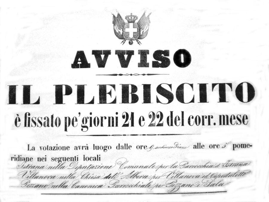 22 Ottobre 1866 – Il plebiscito del Veneto