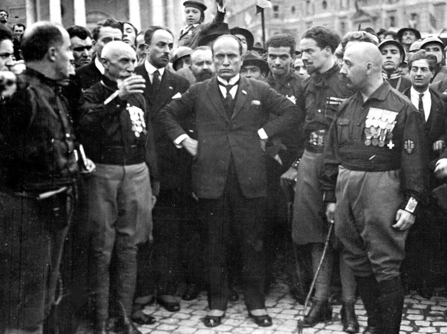 28 Ottobre 1922 – La marcia su Roma