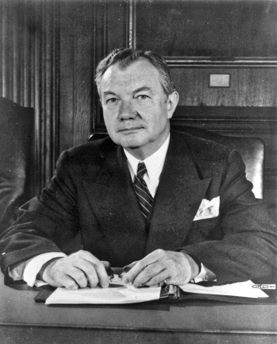 9 Ottobre 1954 – Muore Robert H. Jackson