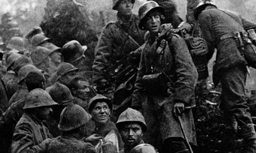 24 Ottobre 1917 – Inizia la Battaglia di Caporetto
