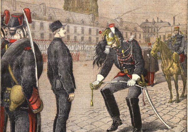 """13 Ottobre 1894 – Inizia il """"Caso Dreyfus"""""""