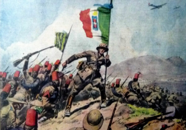 2 Ottobre 1935 – L'Italia invade l'Etiopia